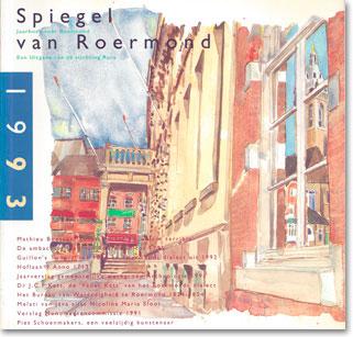 Spiegel van Roermond 1993 omslag